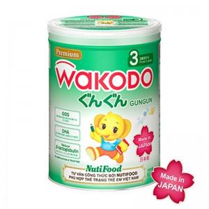 Sữa Wakodo Lebens Kids số 3 830g (cho bé trên 3 tuổi)