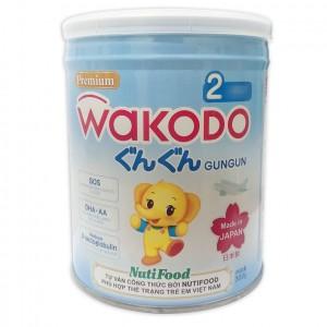 Wakodo Lebens 2 - 300g (Hết hàng)