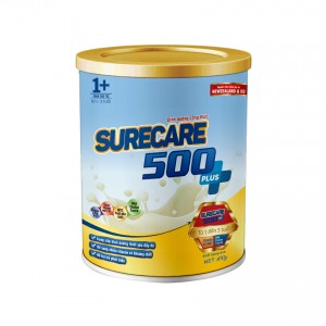 Sữa Surecare 500 plus 1+ 400g (1-3 tuổi)