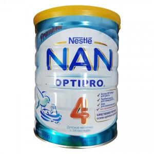 Sữa Nan Nga Số 4 800g