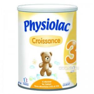 Sữa Physiolac 3ER 900g