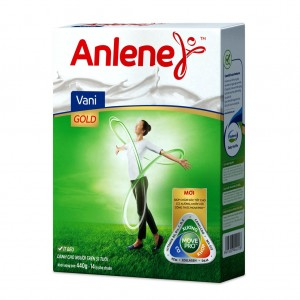 Sữa Anlene Gold Bonemax 400g hộp giấy (Trên 51 tuổi)