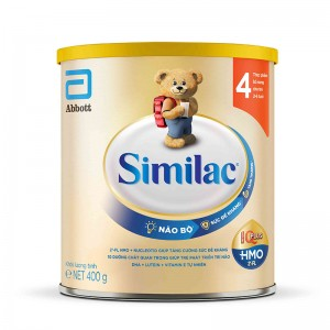 Sữa Gain Kid IQ 4 400g