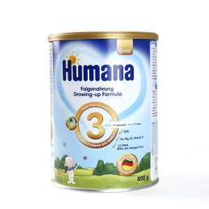 Sữa Humana số 3 800g của Đức (trẻ từ 1-9 tuổi)