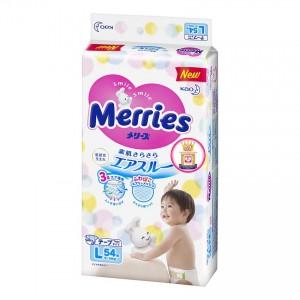 Tã dán Merries L54