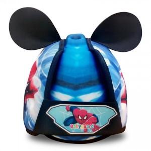 Mũ bảo vệ đầu cho bé BabyGuard (Người nhện)