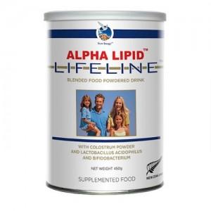 sữa non Alpha lipid 450g