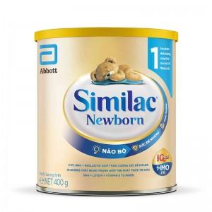 Sữa Similac Newborn IQ 400g