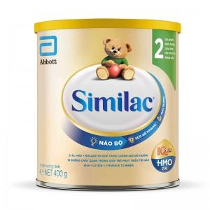 Sữa Similac Gain IQ 2 400g