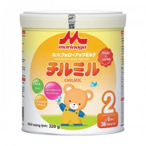 Sữa Morinaga số 2 320g