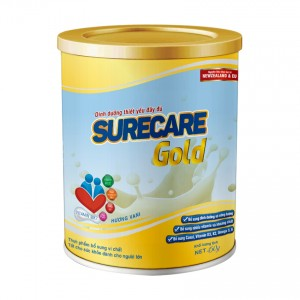 Sữa Surecare Gold 450g