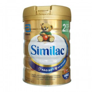 Sữa Similac Gain IQ 2 900g