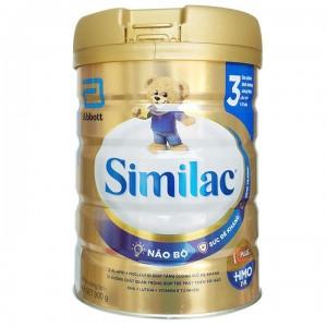 Sữa similac IQ 3 900g