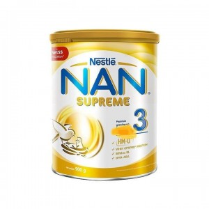 Sữa Nan Supreme 3 900g ( Từ 2 - 6 tuổi )