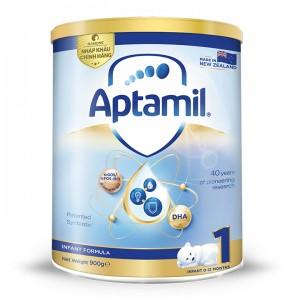 Sữa Aptamil NewZealand số 1 900g