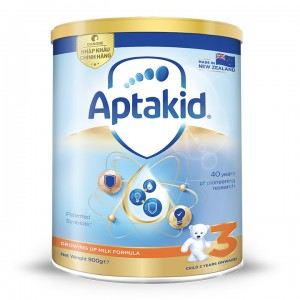Sữa Aptakid NewZealand số 3 900g