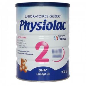 Sữa Physiolac 2ER 900g