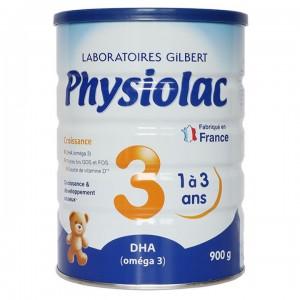 Sữa Physiolac 3ER 400g