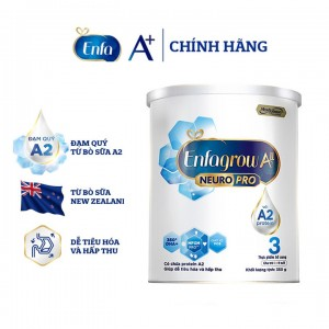 Sữa Bột Enfamil A2 Neuropro 3 – 350g