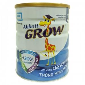 Sữa Abbott Grow 3 - 900g (1-2 tuổi)