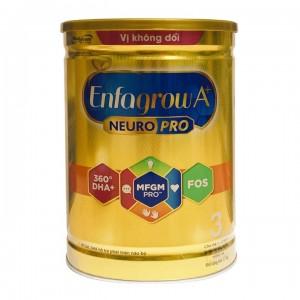 Sữa bột Enfagrow A+ 3 neuropro 1.7kg vị không đổi