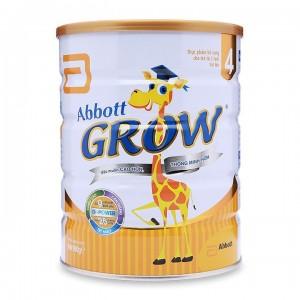 Sữa Abbott Grow 4 - 900g