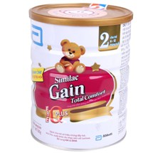 Sữa Similac gain Total Comfort 2 820g