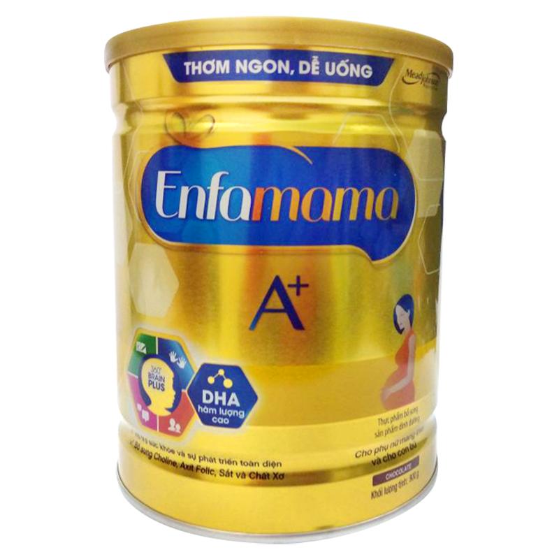 Sữa Enfamama A+ vani 360 plus - 400g