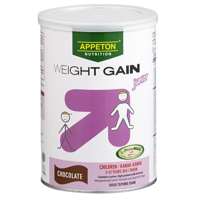 Sữa Appeton Weight Gain Child 450g (Tạm thời hết hàng)