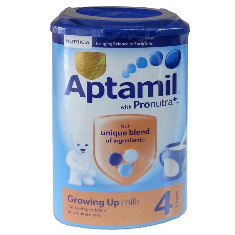 Sữa Aptamil Anh số 4 900g (2 – 3 tuổi)